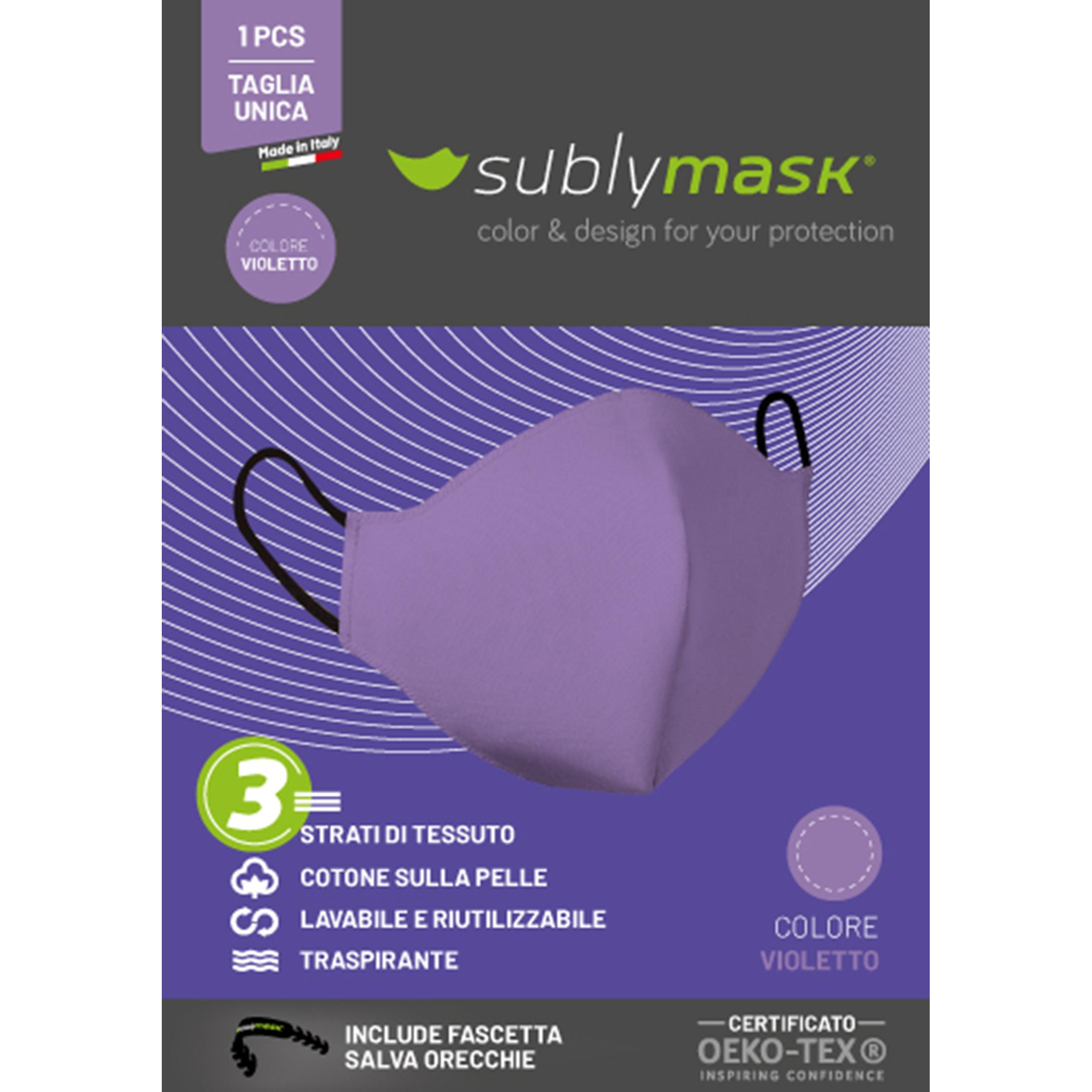 mascherina adulto viola2