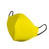 mascherina adulto giallo